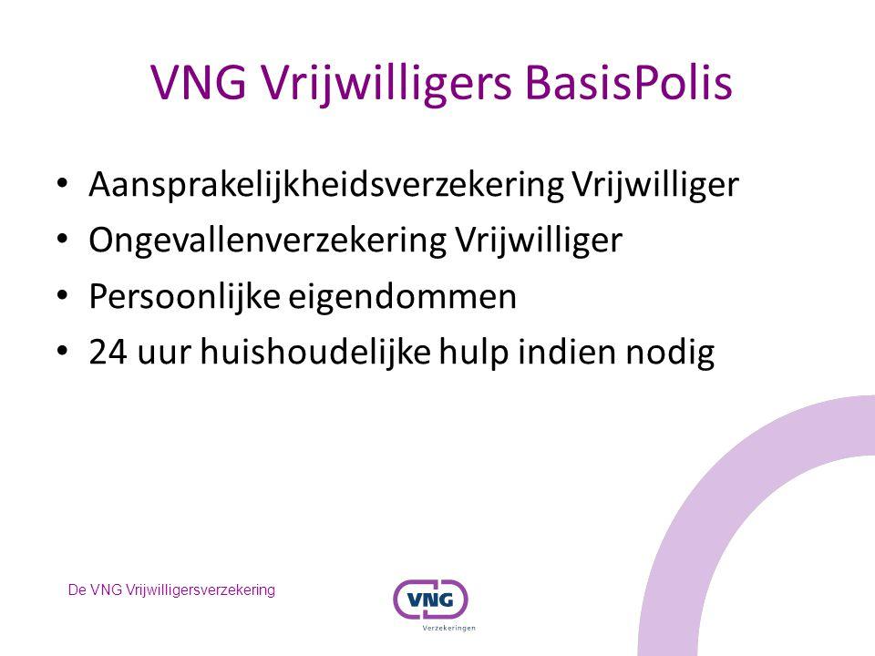 VNG Vrijwilligers BasisPolis