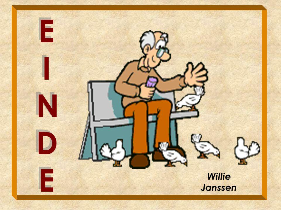 EINDE Willie Janssen