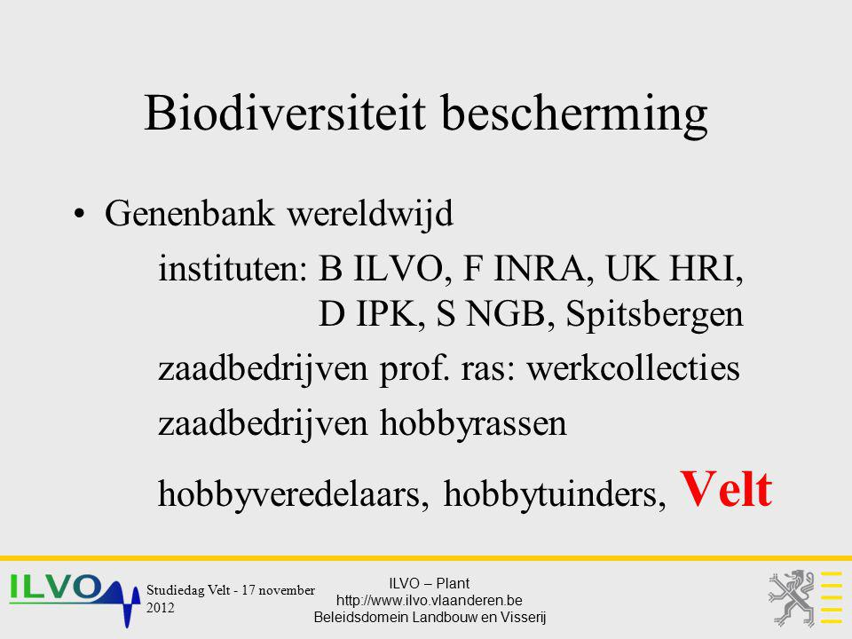 Biodiversiteit bescherming