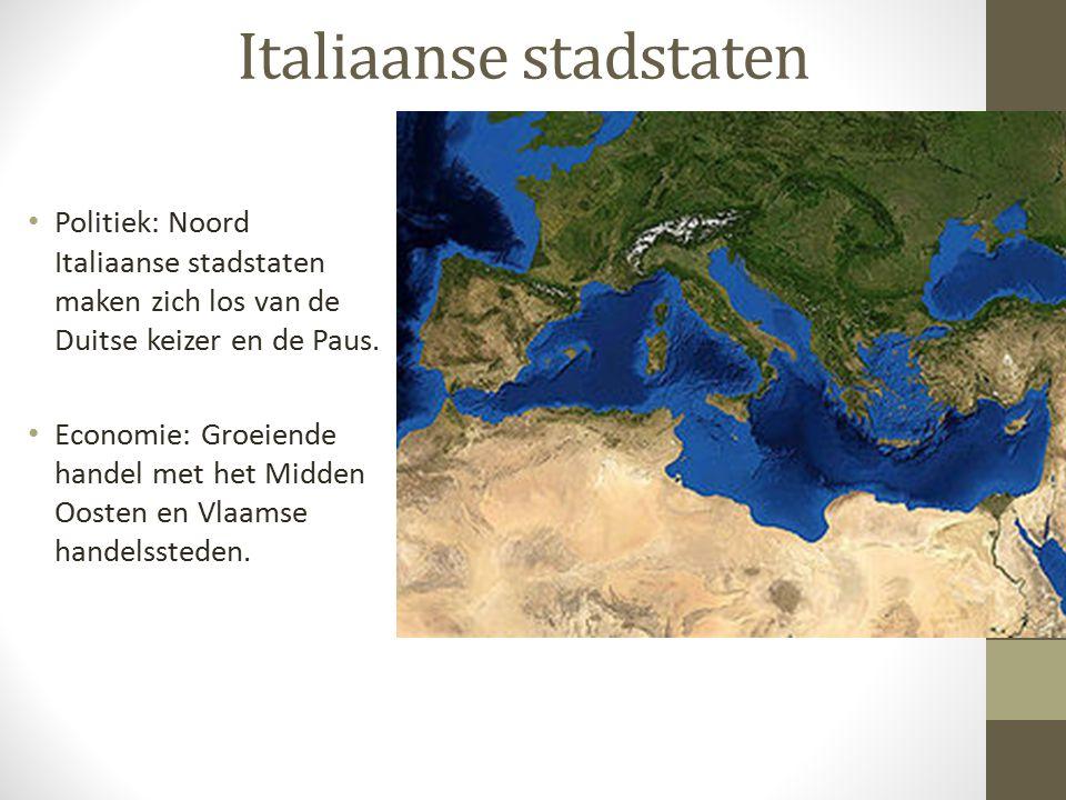 Italiaanse stadstaten
