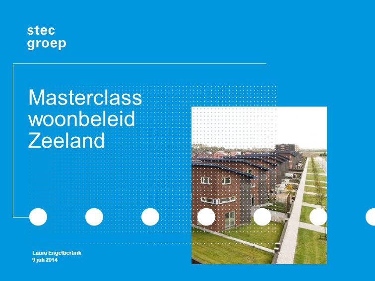Masterclass woonbeleid Zeeland