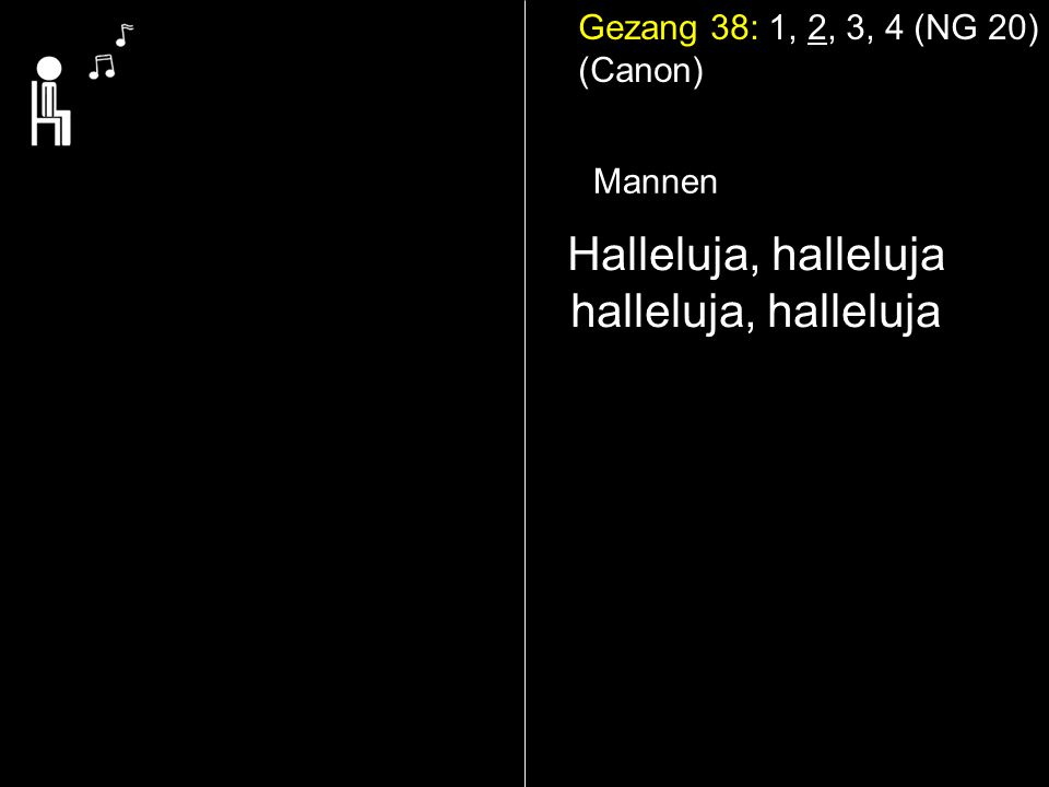 Halleluja, halleluja halleluja, halleluja