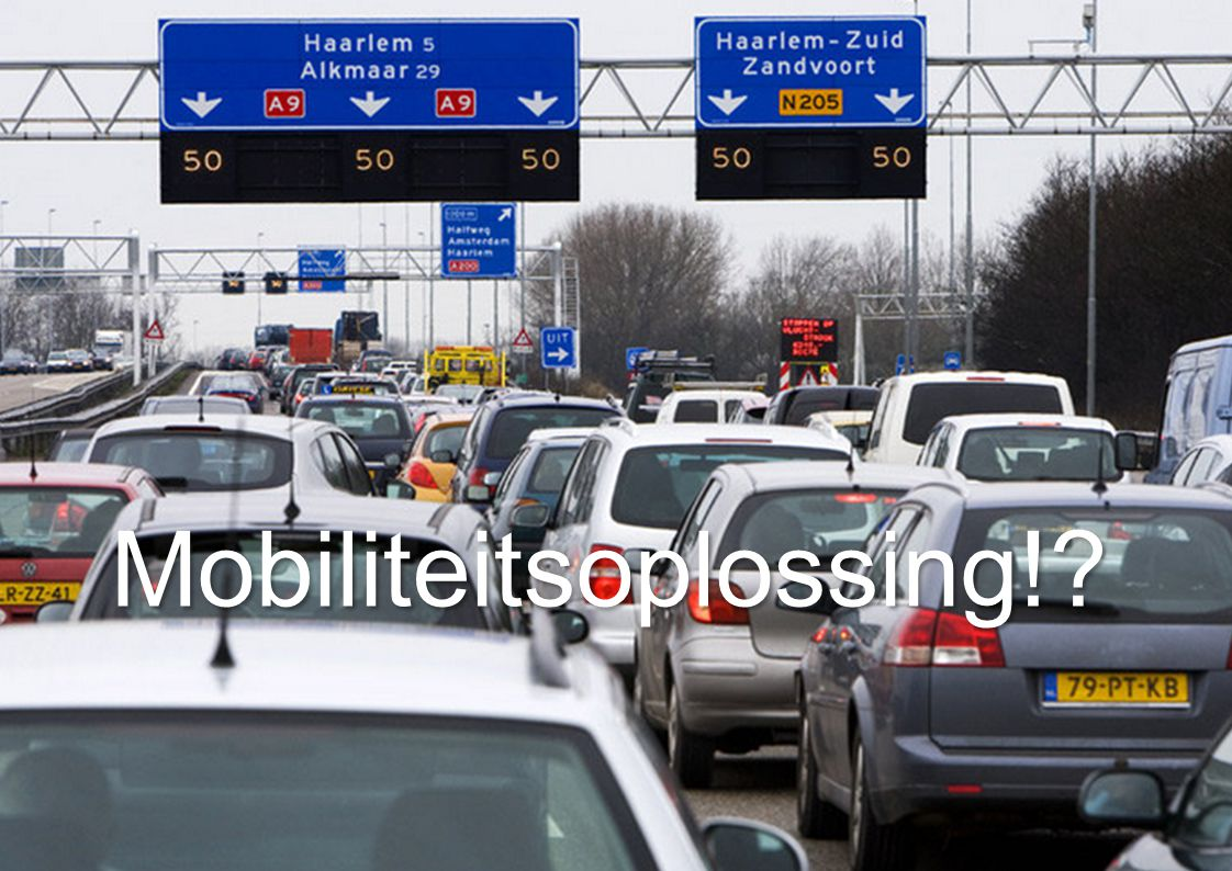 Mobiliteitsoplossing!