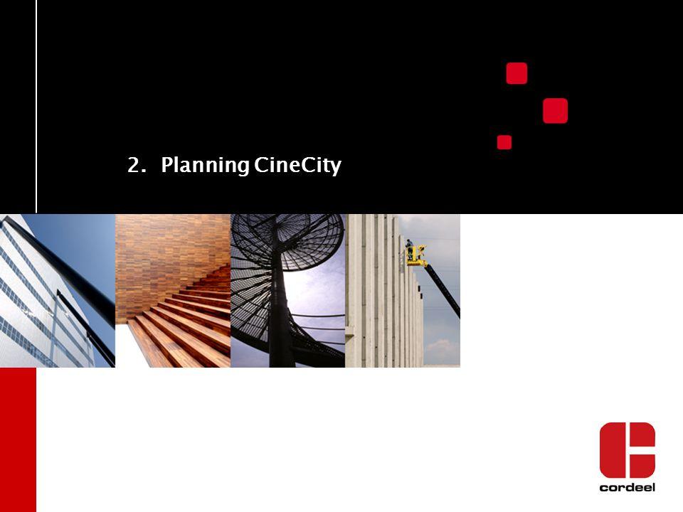 2. Planning CineCity