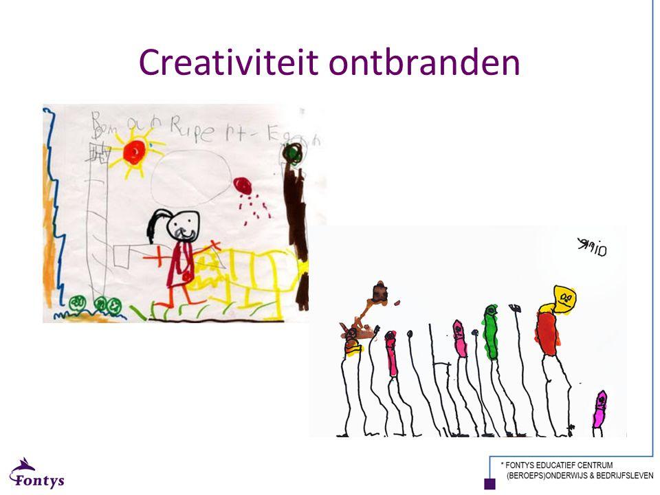 Creativiteit ontbranden