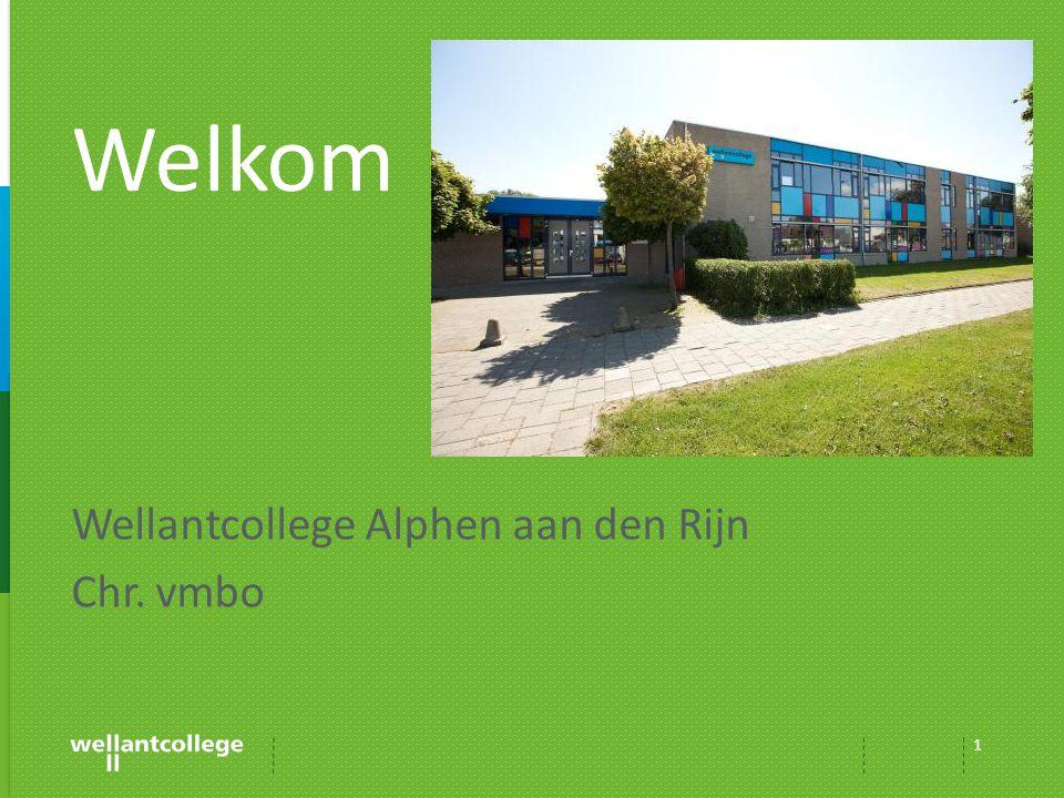 Wellantcollege Alphen aan den Rijn Chr. vmbo