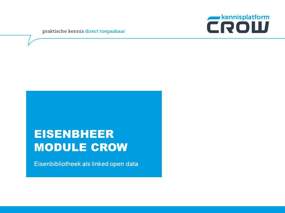Eisenbheer module CROW