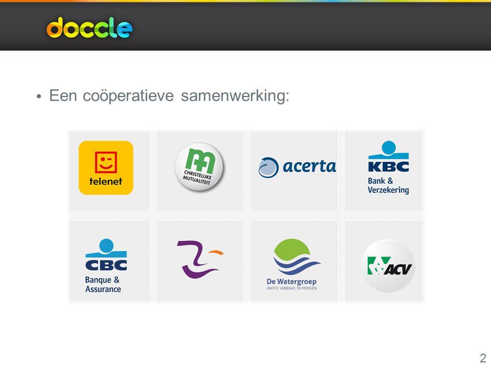 Een coöperatieve samenwerking: