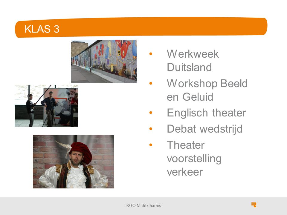 Workshop Beeld en Geluid Englisch theater Debat wedstrijd