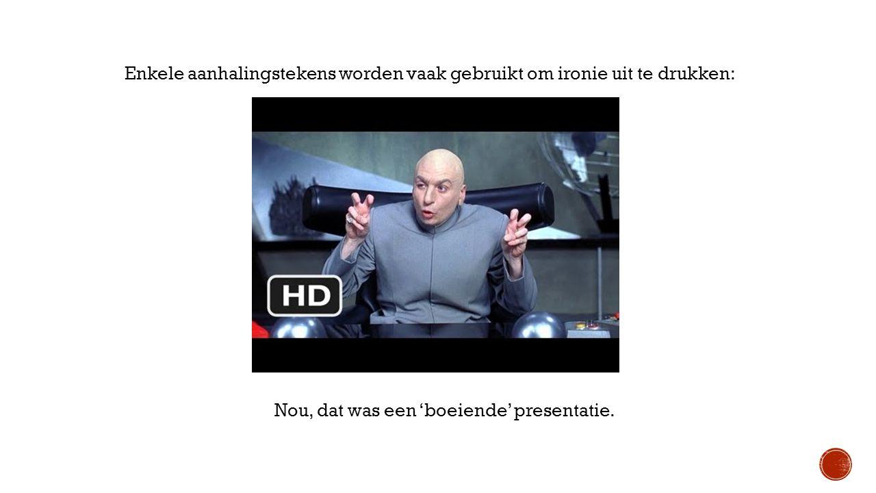 """Citaten Enkele Of Dubbele Aanhalingstekens : Leestekens """" ' ppt download"""