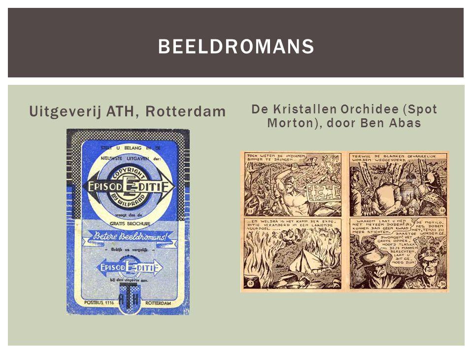 beeldromans Uitgeverij ATH, Rotterdam