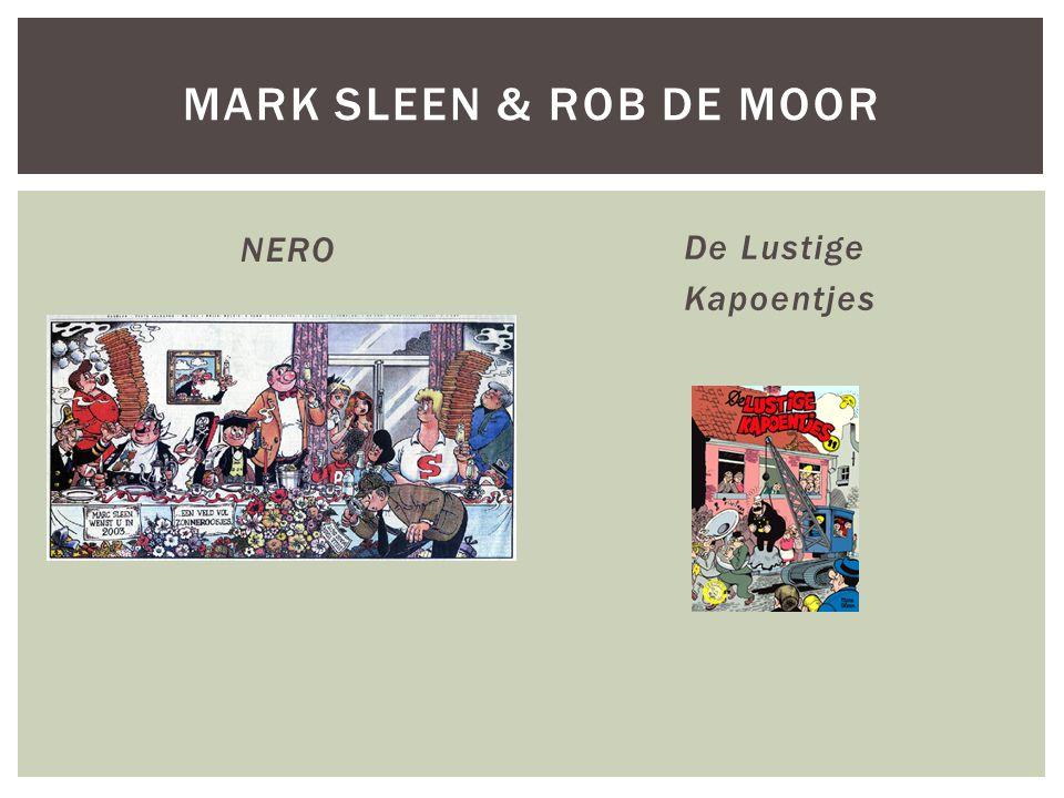 Mark sleen & rob de moor De Lustige Kapoentjes NERO