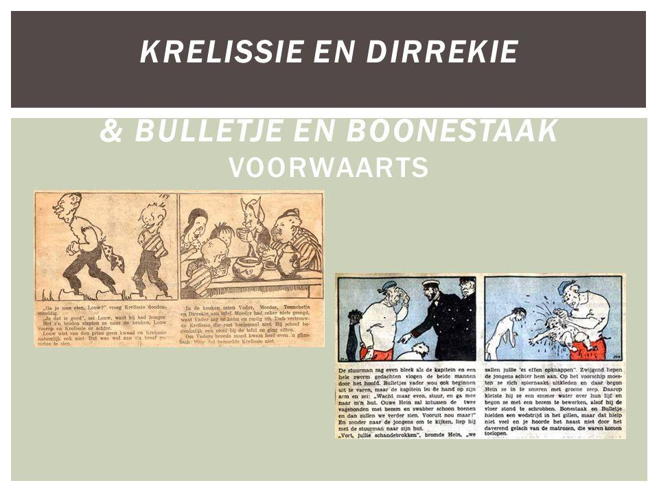 Krelissie en Dirrekie & Bulletje en Boonestaak Voorwaarts