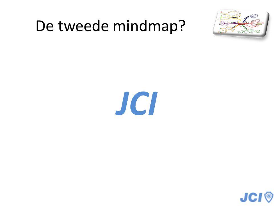De tweede mindmap JCI