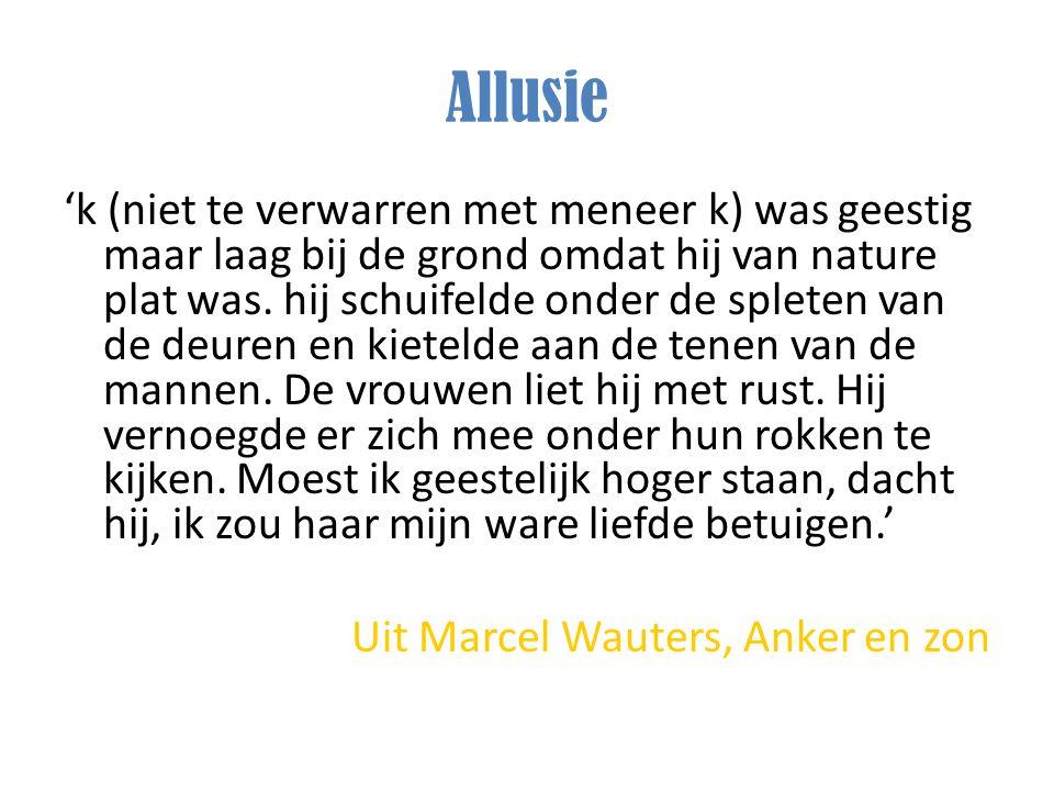 Allusie