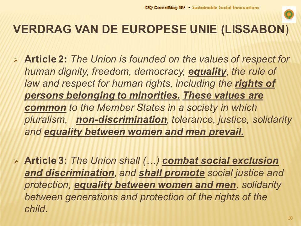 Verdrag van de Europese Unie (Lissabon)