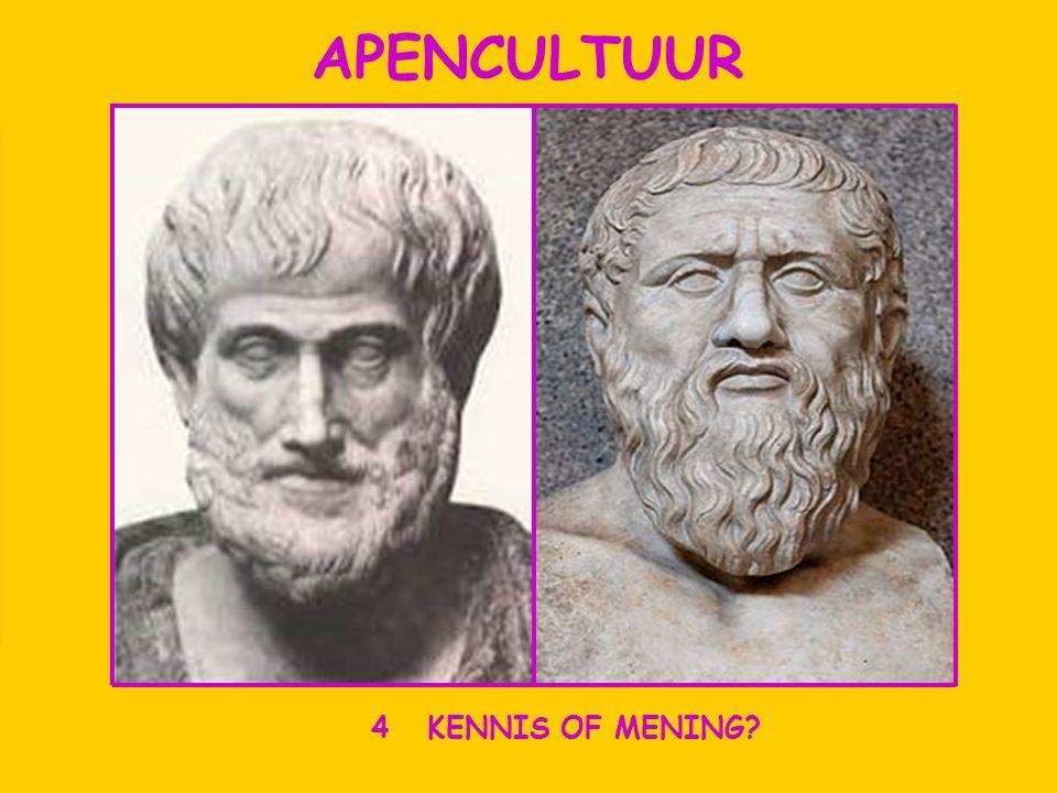 APENCULTUUR J PLATO: DE MYTHE VAN DE GROT K KEEN: WAARHEID EN LEUGEN