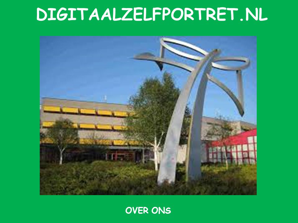 DIGITAALZELFPORTRET.NL MODERNE-MEDIA-GROEP JPT