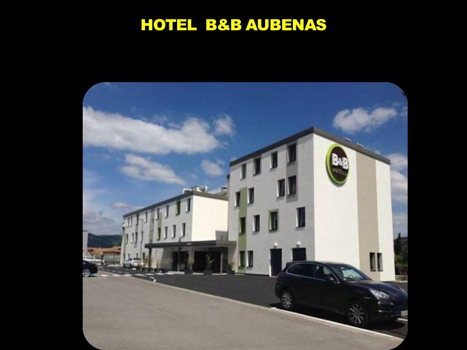 HOTEL B&B AUBENAS