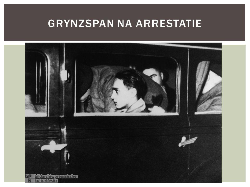 Grynzspan na arrestatie