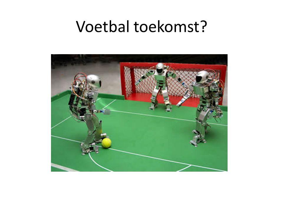 Voetbal toekomst