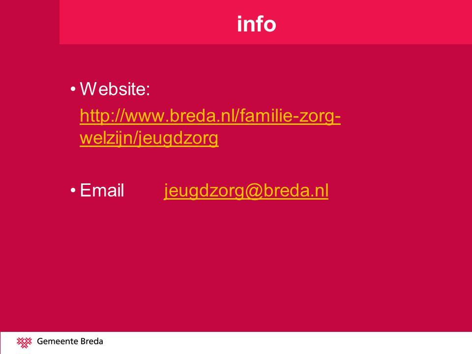 info Website: http://www.breda.nl/familie-zorg-welzijn/jeugdzorg