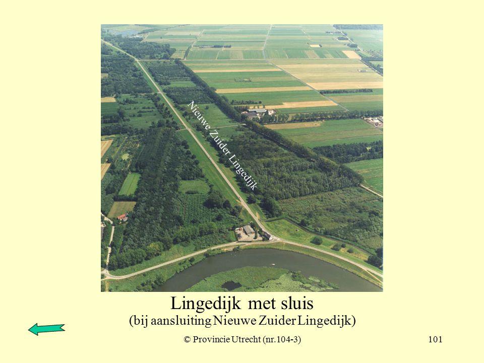 Betonnen schuilplaatsen (ten noorden van Lingebos)