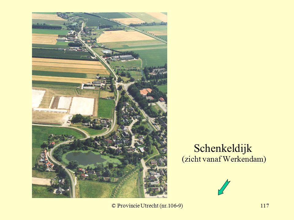 Werk aan de Bakkerskil Werk aan de Bakkerskil. met betonnen schuilplaatsen nabij de Schenkeldijk.
