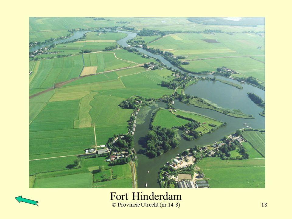 Fort Nigtevecht (behoorde tot de Stelling van Amsterdam)