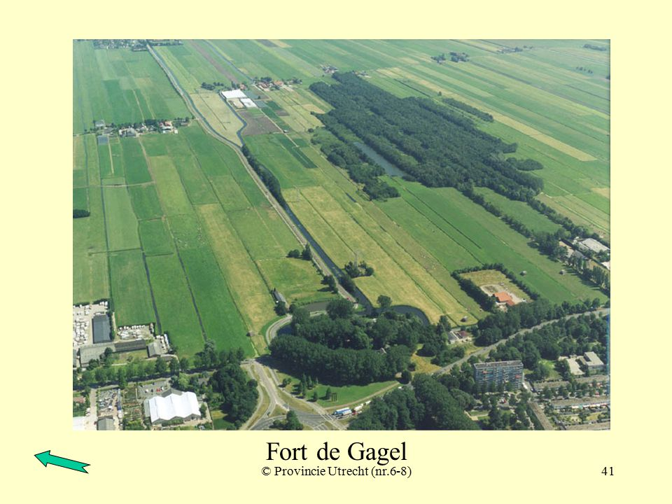 Fort de Gagel, Fort Ruigenhoek
