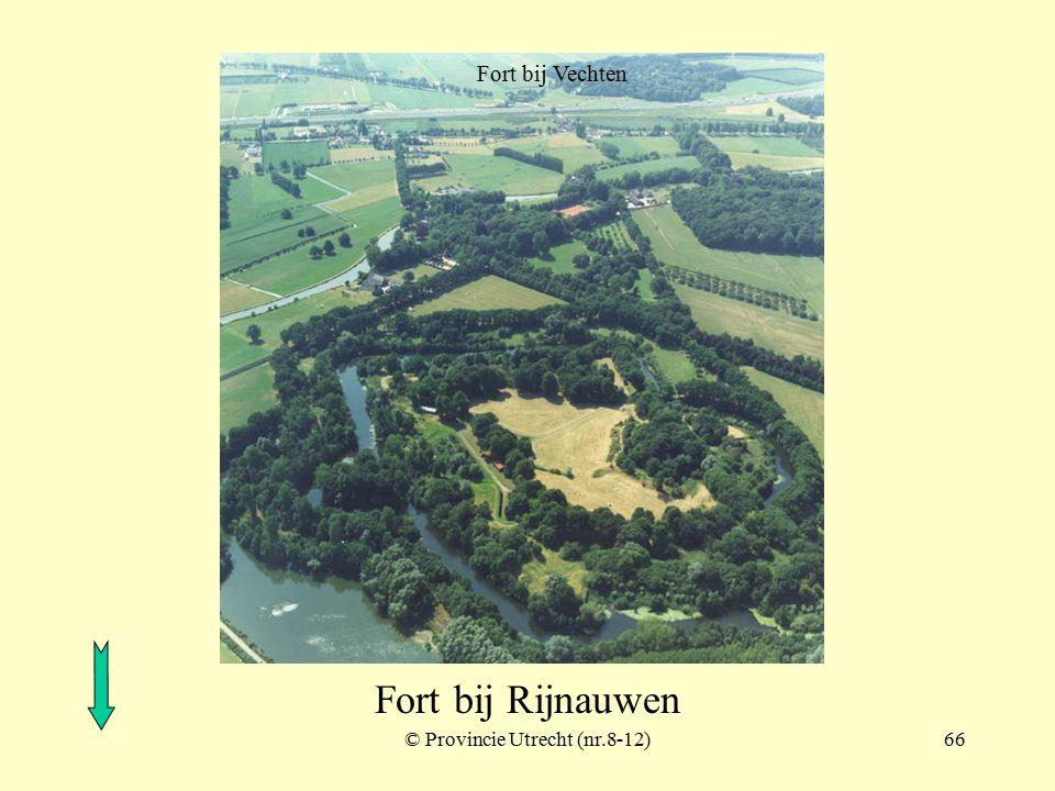 Fort bij Rijnauwen en Fort bij Vechten