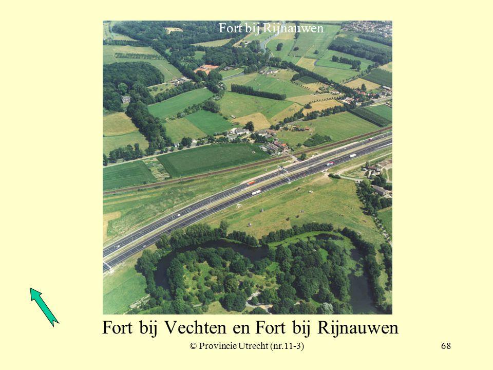 Fort bij Vechten en Fort bij Rijnauwen