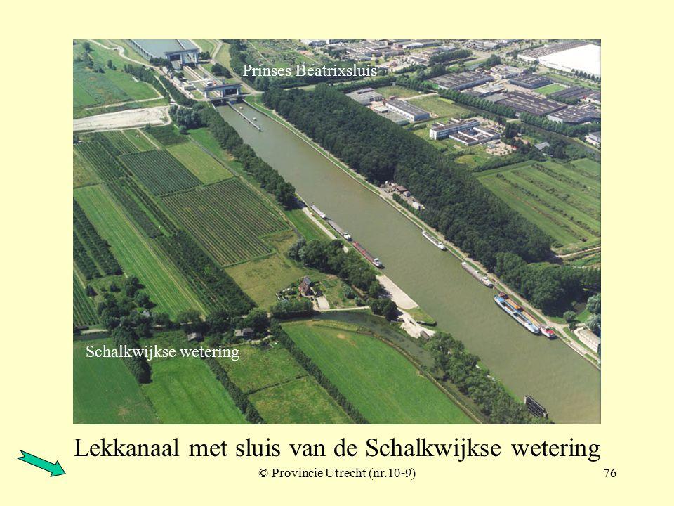 © Provincie Utrecht (nr.97024-9)