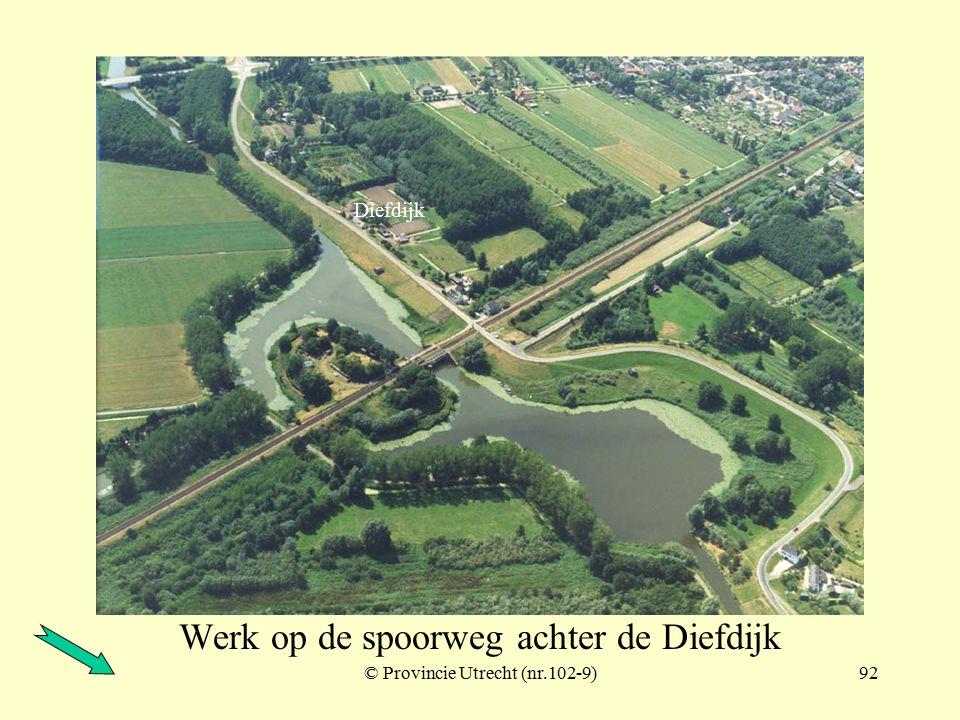 Aansluiting Diefdijk - Linge
