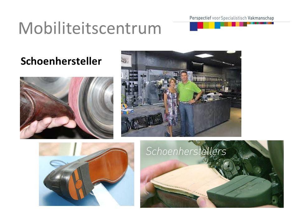 Mobiliteitscentrum Schoenhersteller