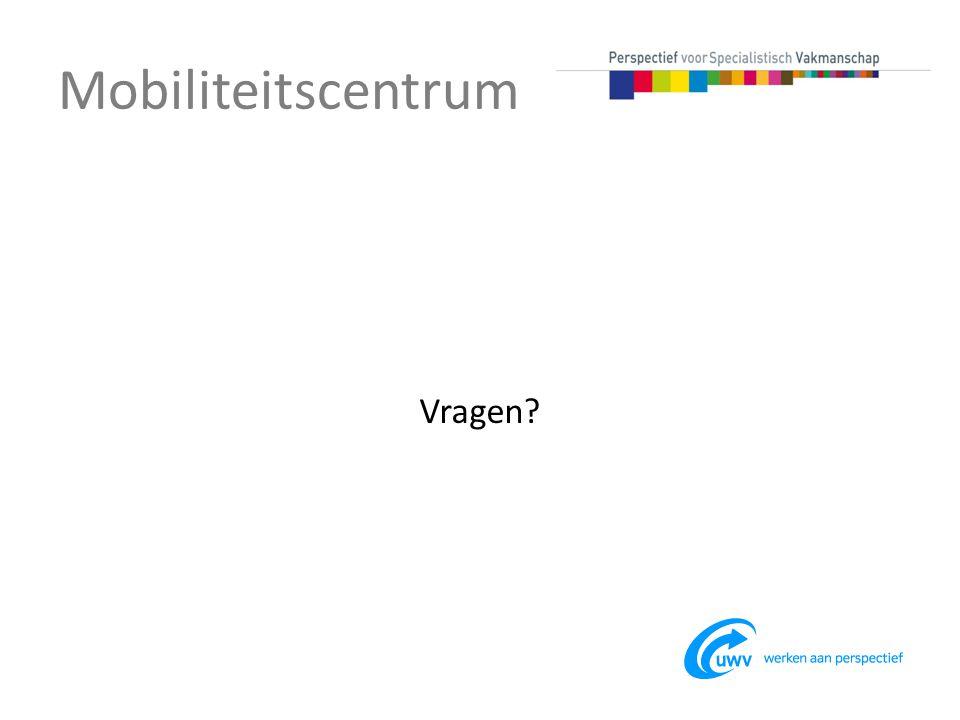 Mobiliteitscentrum Vragen