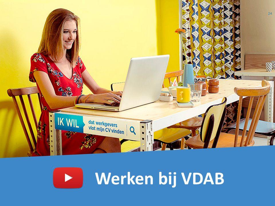 Werken bij VDAB