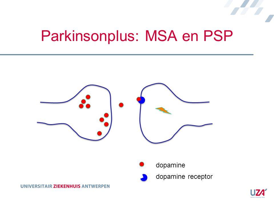 Parkinsonplus: MSA en PSP