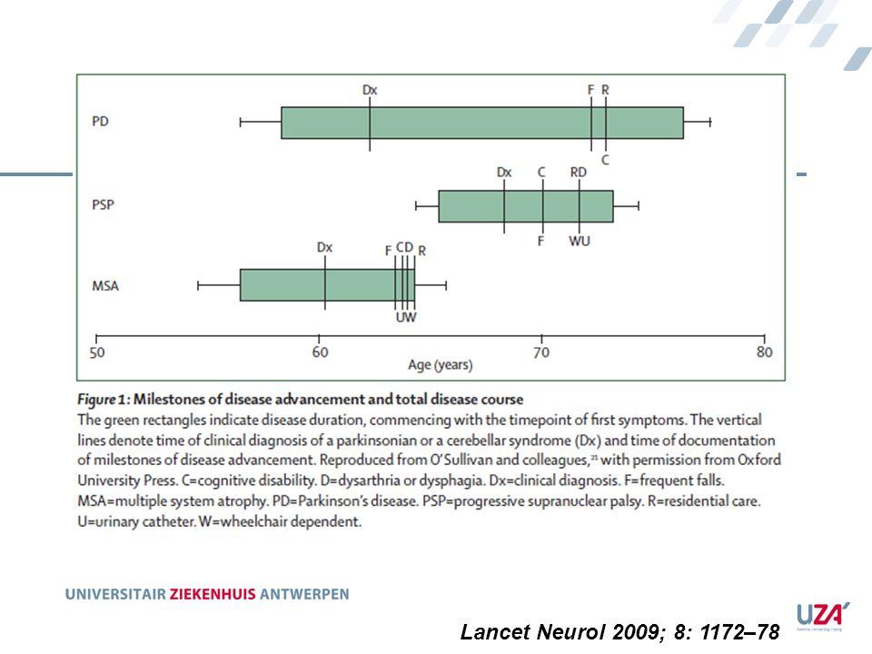 Lancet Neurol 2009; 8: 1172–78