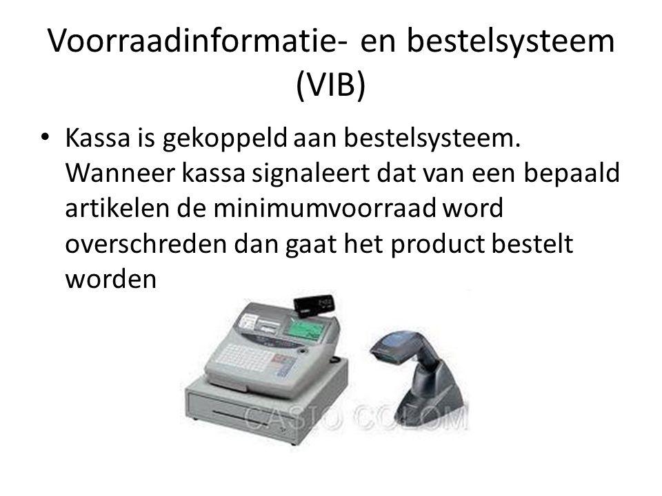 Voorraadinformatie- en bestelsysteem (VIB)