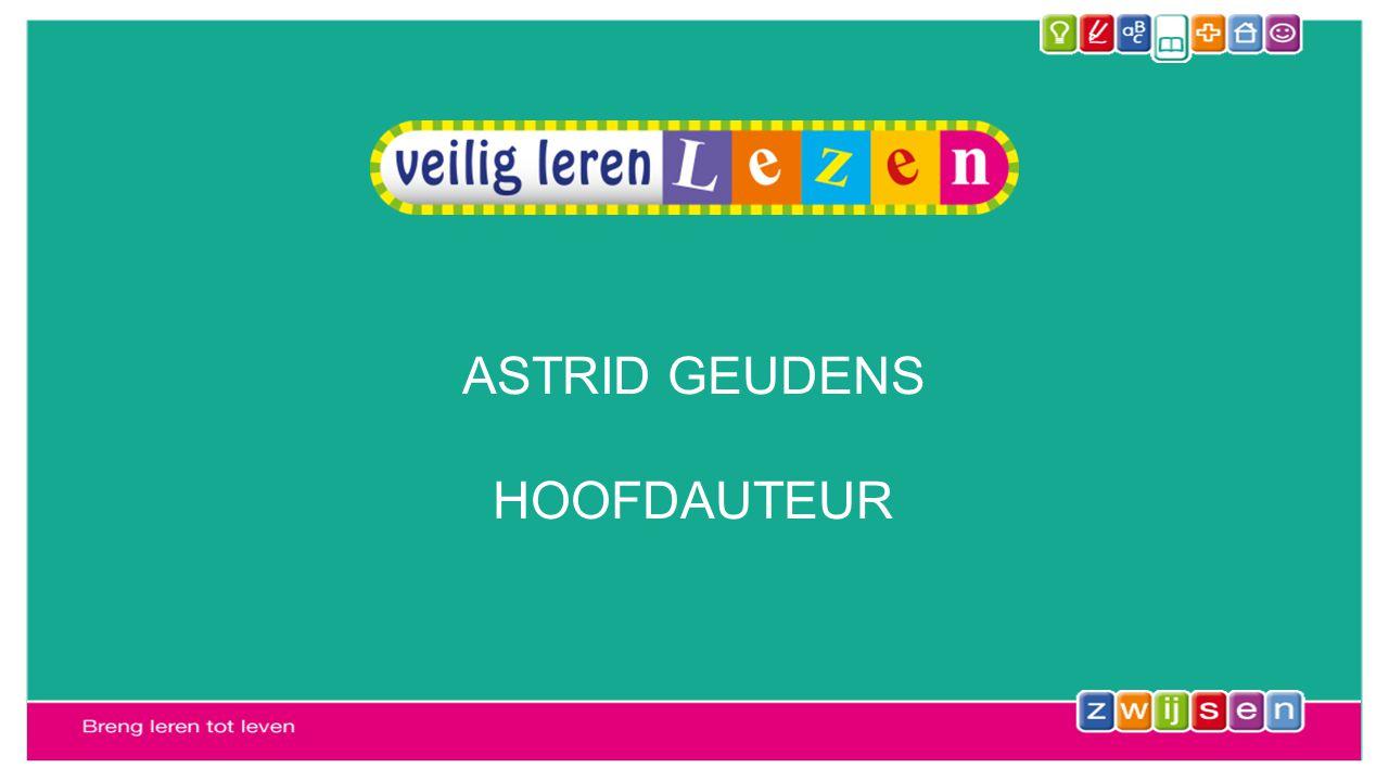 ASTRID GEUDENS HOOFDAUTEUR