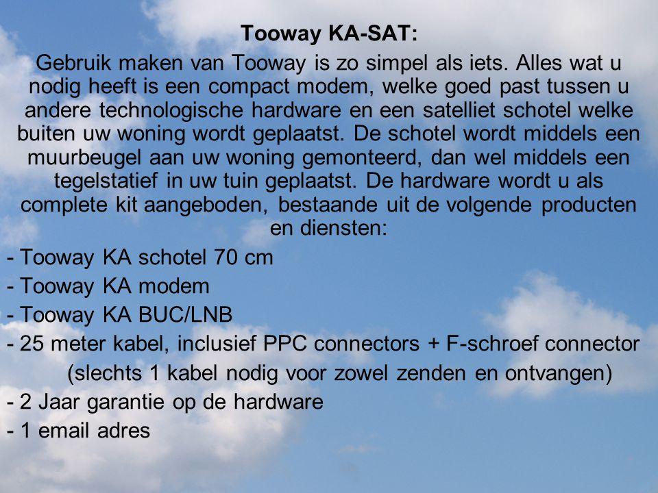 Tooway KA-SAT:
