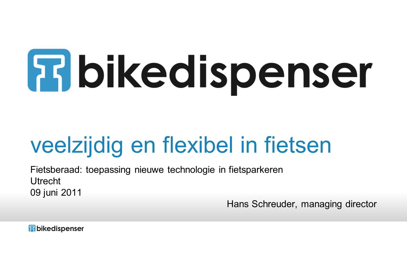 veelzijdig en flexibel in fietsen