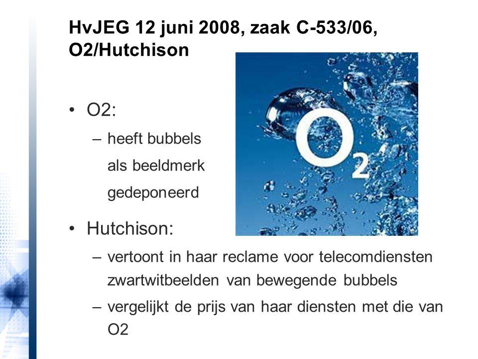 HvJEG 12 juni 2008, zaak C-533/06, O2/Hutchison