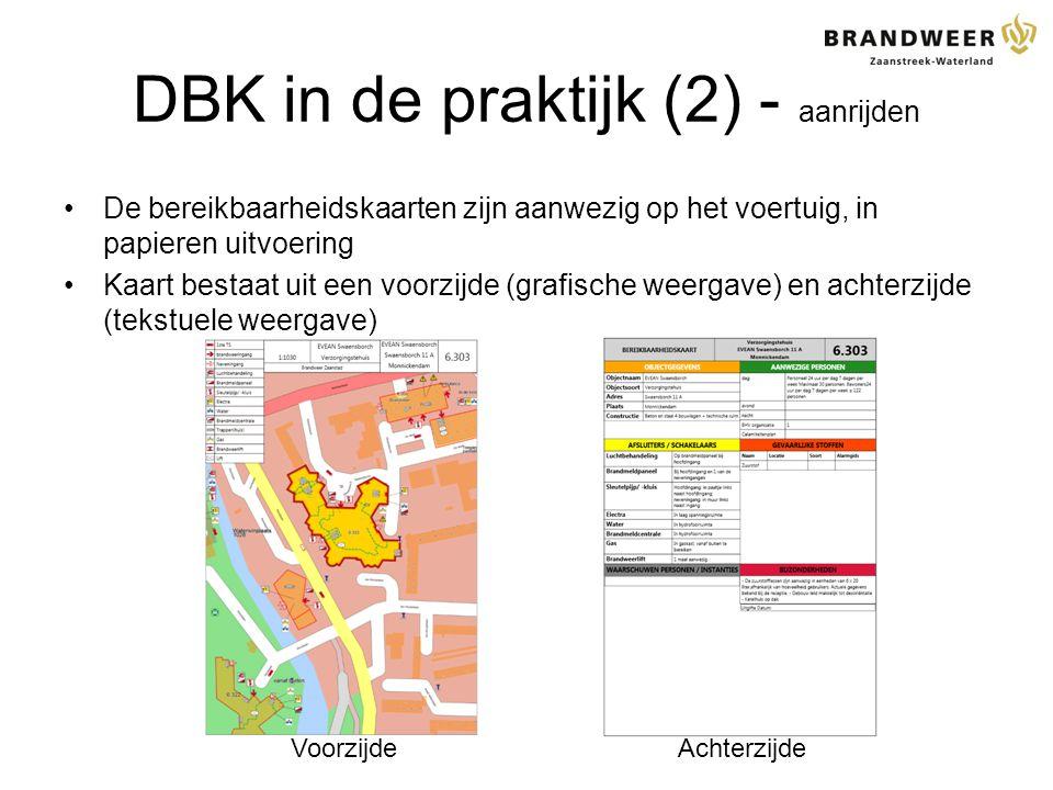 DBK in de praktijk (2) - aanrijden