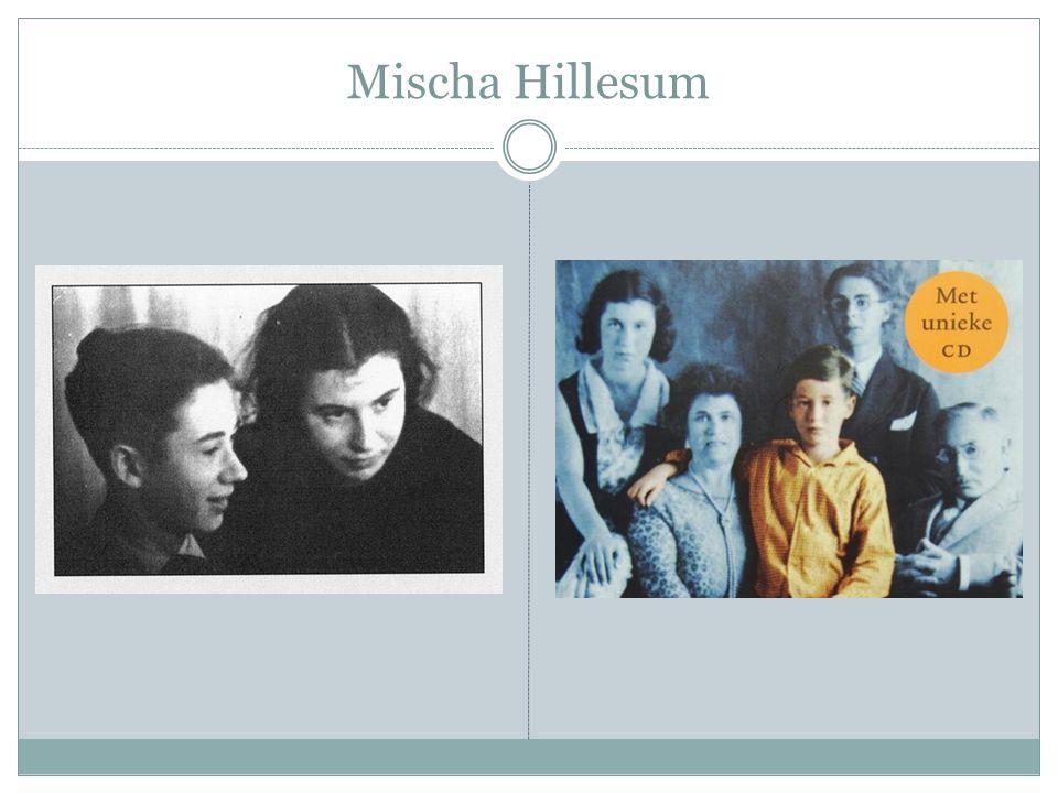 Mischa Hillesum