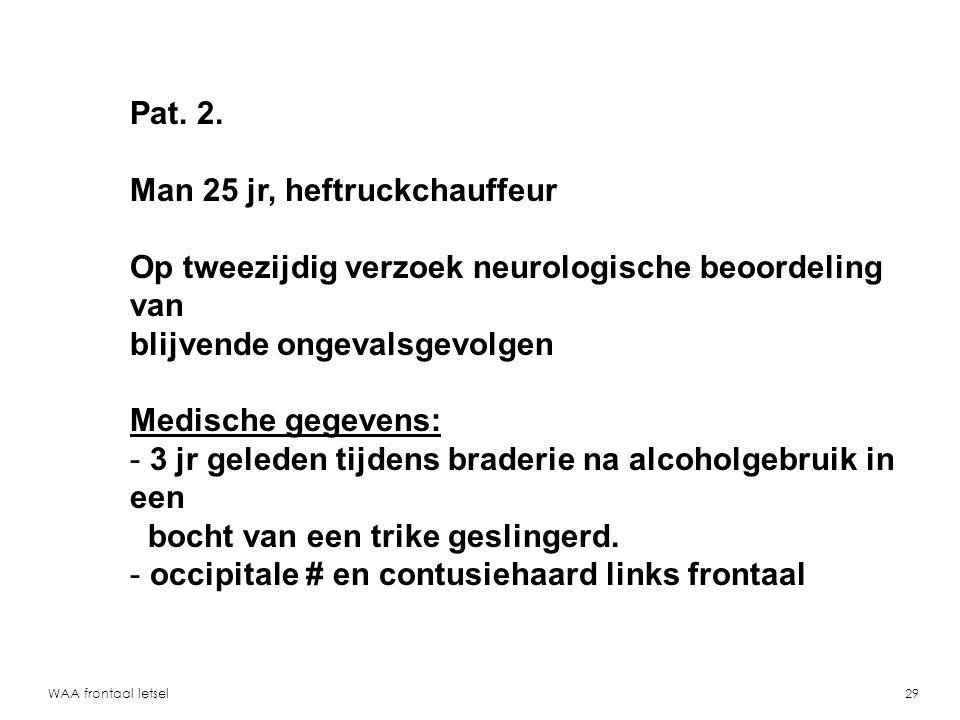 Man 25 jr, heftruckchauffeur