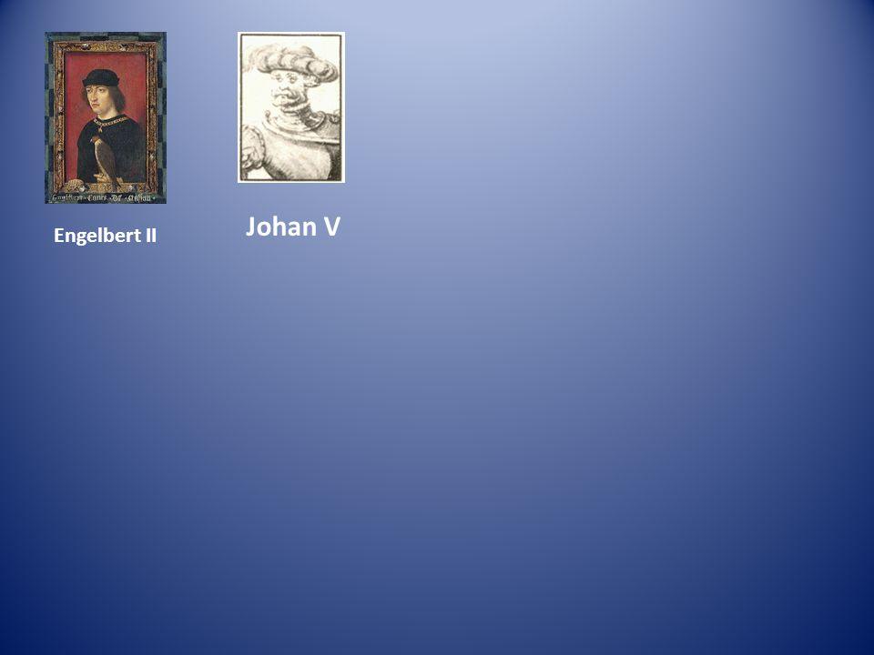 Johan V Engelbert II
