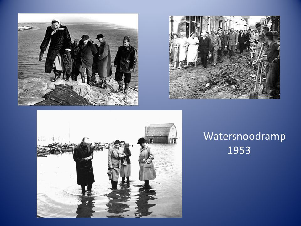 Watersnoodramp 1953