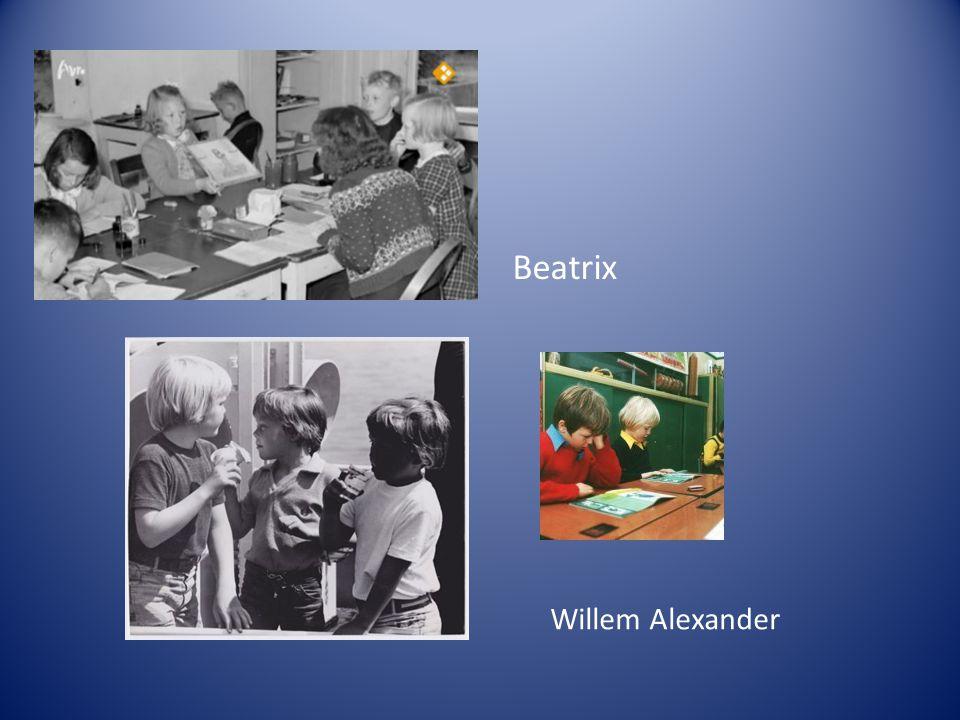 Beatrix Willem Alexander